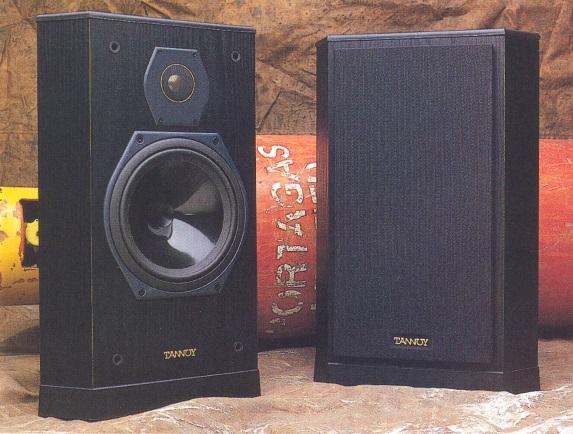 tannoy dual concentric speakers 609 mk ii